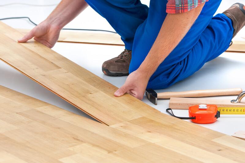 Tips voor het leggen van een laminaat vloer